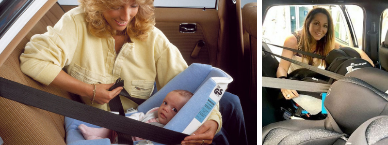Why Rearward Facing Child Car Seats Are Safer