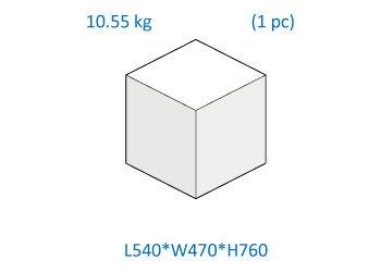 Tobi box weight
